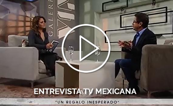 Entrevista TV Mexicana